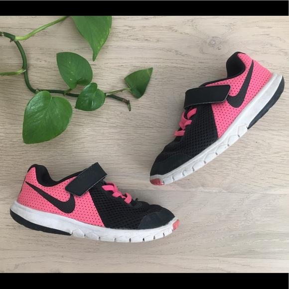 1e2a9aa603 Nike Shoes | Girls Flex Experience Sneakers Size 11c | Poshmark